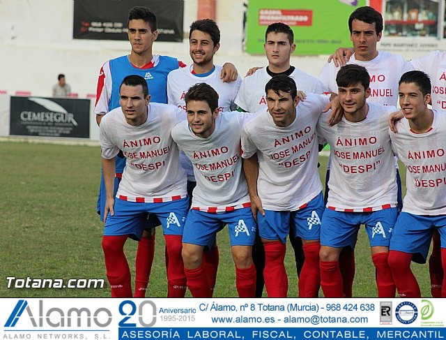 Olímpico de Totana - A.D. Alquerías (5-0) - 28