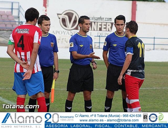 Olímpico de Totana - A.D. Alquerías (5-0) - 32