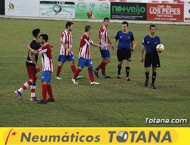 Olímpico de Totana - A.D. Alquerías (5-0) - 191