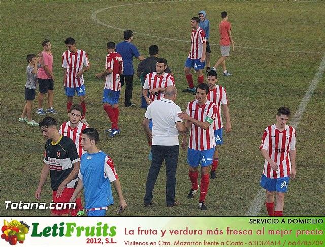Olímpico de Totana - A.D. Alquerías (5-0) - 193