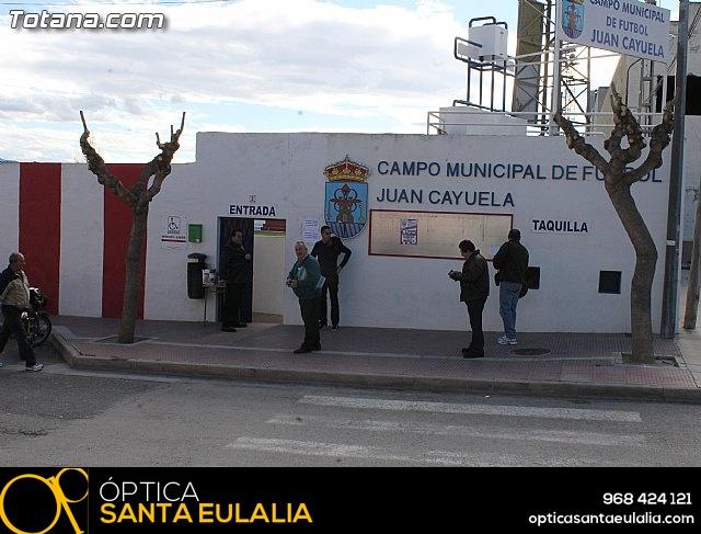 Olímpico de Totana Vs Molina CF (0-2) - 1