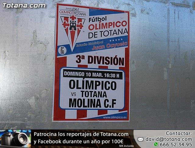 Olímpico de Totana Vs Molina CF (0-2) - 2