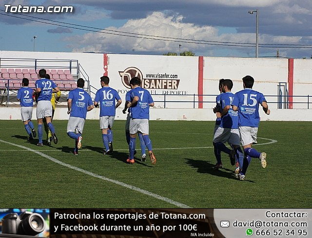 Olímpico de Totana Vs Molina CF (0-2) - 7