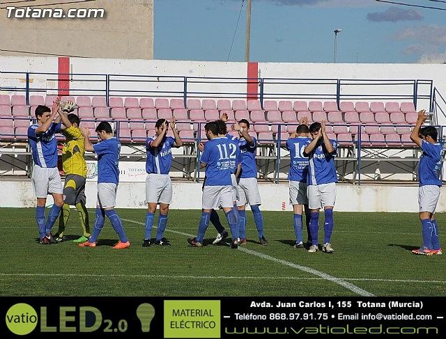 Olímpico de Totana Vs Molina CF (0-2) - 9