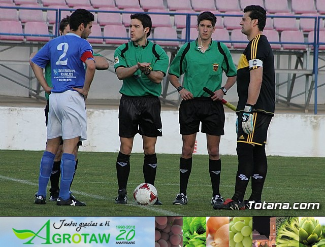 Olímpico de Totana Vs Molina CF (0-2) - 17