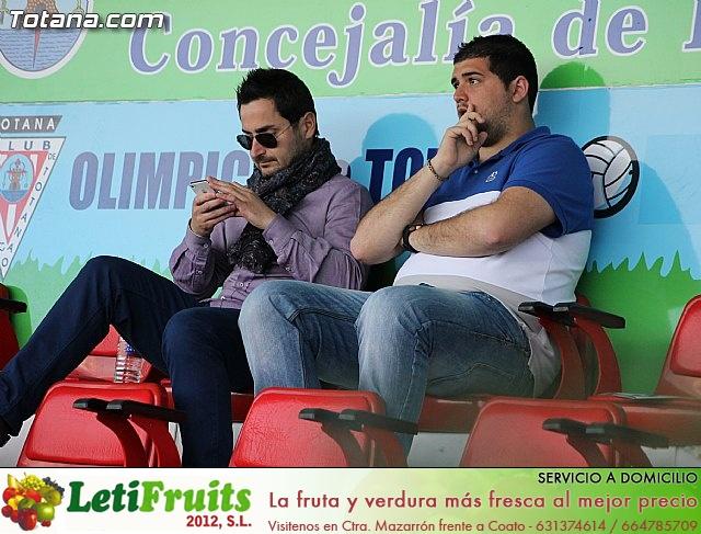 Olímpico de Totana Vs Molina CF (0-2) - 18