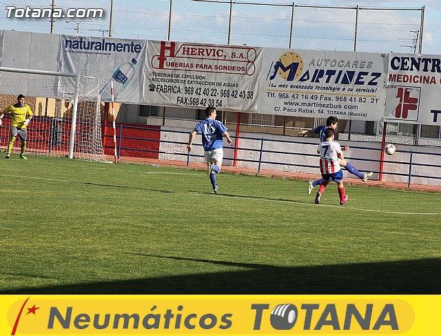 Olímpico de Totana Vs Molina CF (0-2) - 20