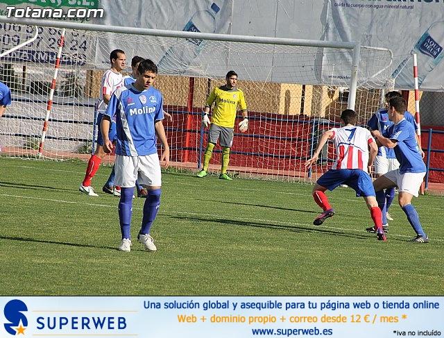 Olímpico de Totana Vs Molina CF (0-2) - 22