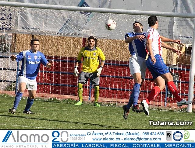Olímpico de Totana Vs Molina CF (0-2) - 23