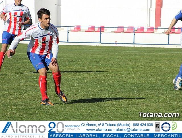 Olímpico de Totana Vs Molina CF (0-2) - 25