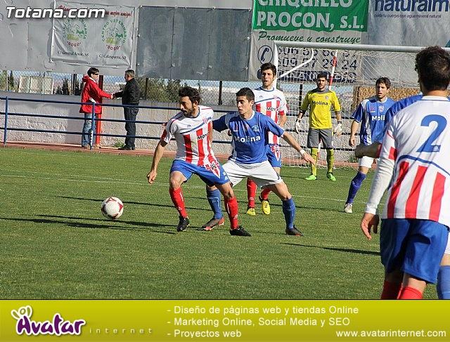 Olímpico de Totana Vs Molina CF (0-2) - 28