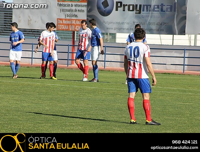 Olímpico de Totana Vs Molina CF (0-2) - 30