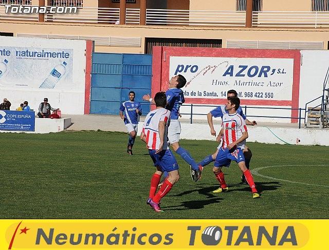 Olímpico de Totana Vs Molina CF (0-2) - 40