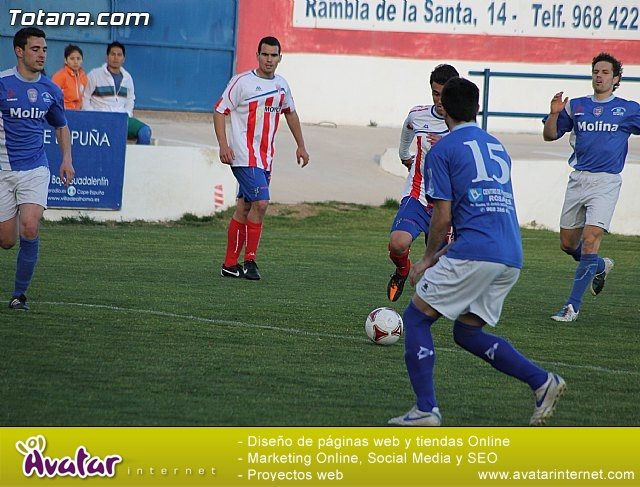 Olímpico de Totana Vs Molina CF (0-2) - 161