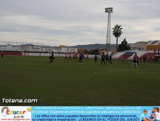 Club Olímpico de Totana Vs Muleño CF 2 - 2 - 4