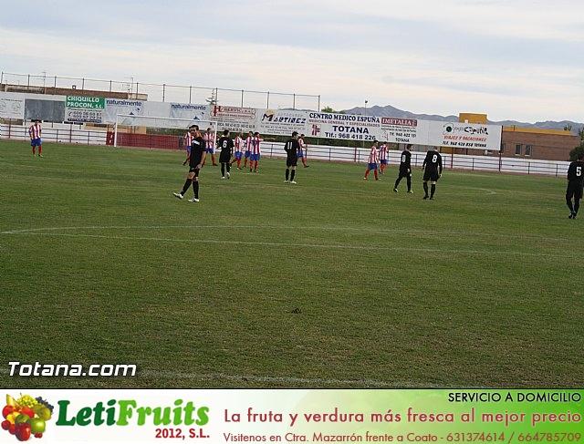 Club Olímpico de Totana Vs Muleño CF 2 - 2 - 5
