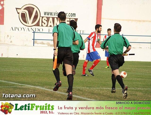 Club Olímpico de Totana Vs Muleño CF 2 - 2 - 7