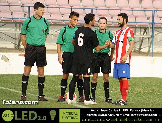 Club Olímpico de Totana Vs Muleño CF 2 - 2 - 9