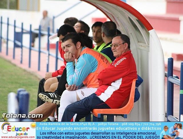 Club Olímpico de Totana Vs Muleño CF 2 - 2 - 11