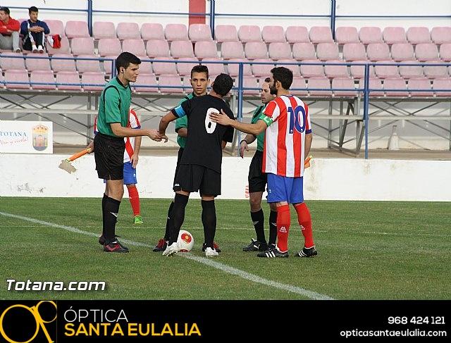 Club Olímpico de Totana Vs Muleño CF 2 - 2 - 13