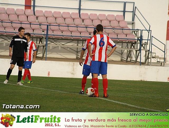 Club Olímpico de Totana Vs Muleño CF 2 - 2 - 15