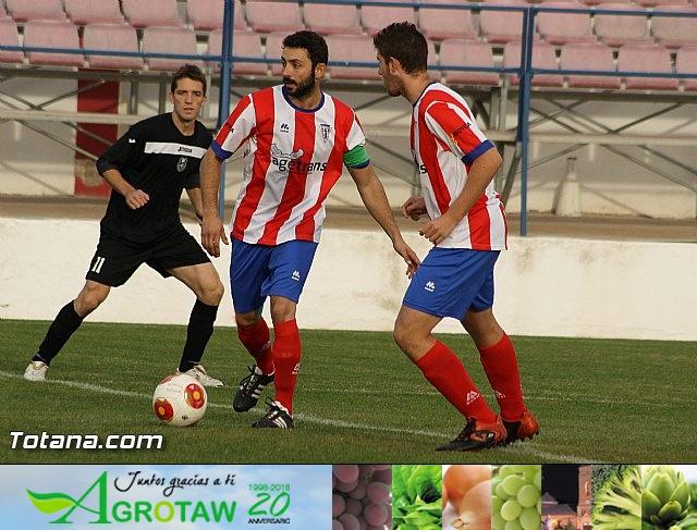 Club Olímpico de Totana Vs Muleño CF 2 - 2 - 16