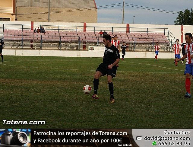 Club Olímpico de Totana Vs Muleño CF 2 - 2 - 17