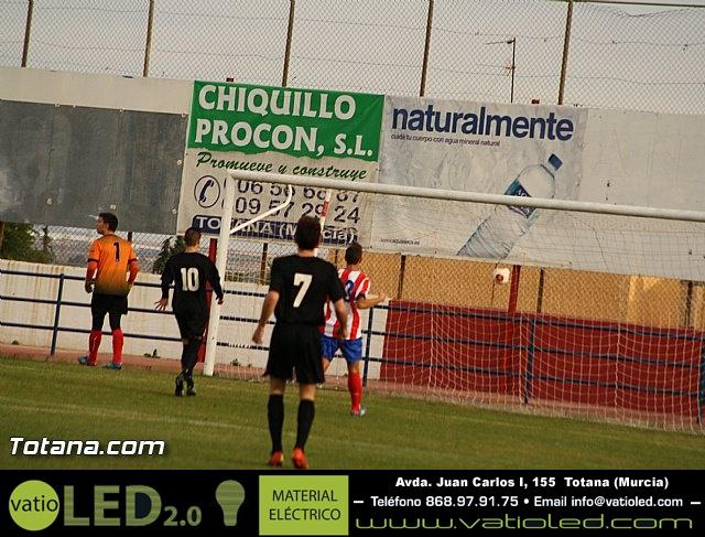 Club Olímpico de Totana Vs Muleño CF 2 - 2 - 22
