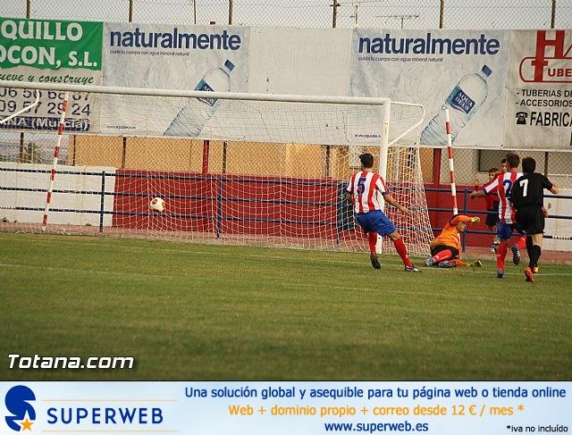 Club Olímpico de Totana Vs Muleño CF 2 - 2 - 25
