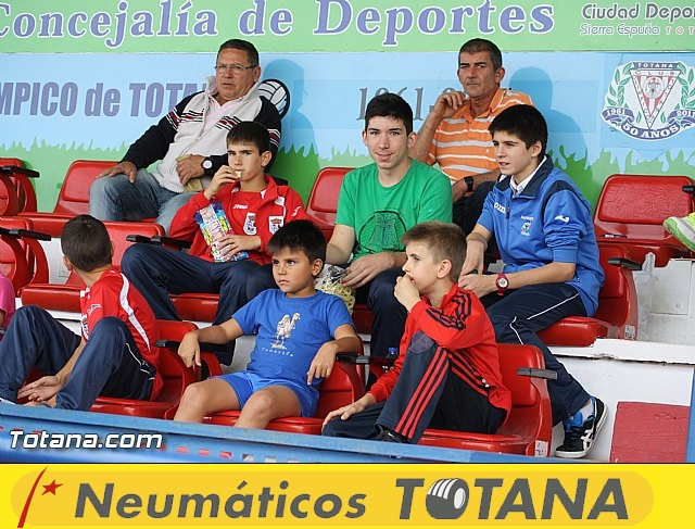 Club Olímpico de Totana Vs Muleño CF 2 - 2 - 27