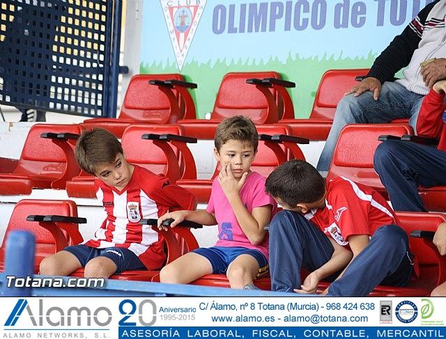 Club Olímpico de Totana Vs Muleño CF 2 - 2 - 28