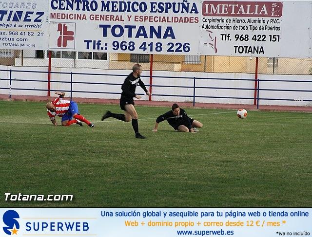 Club Olímpico de Totana Vs Muleño CF 2 - 2 - 30
