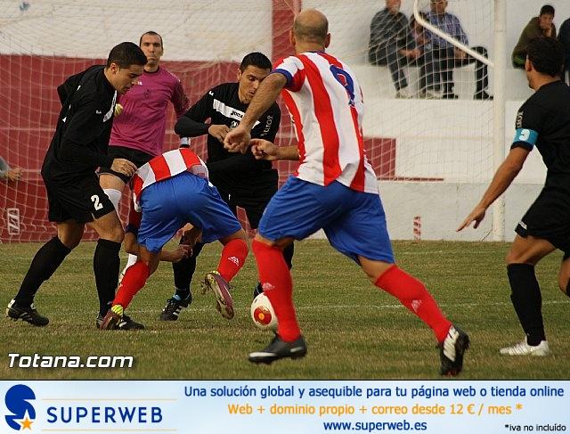 Club Olímpico de Totana Vs Muleño CF 2 - 2 - 33
