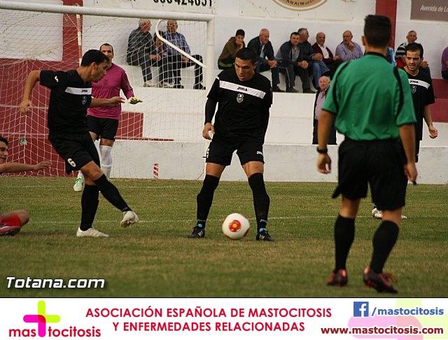 Club Olímpico de Totana Vs Muleño CF 2 - 2 - 34