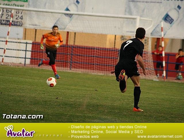Club Olímpico de Totana Vs Muleño CF 2 - 2 - 37