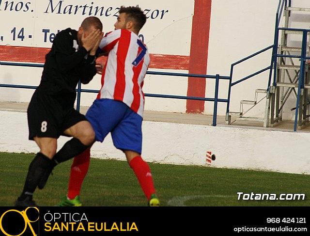 Club Olímpico de Totana Vs Muleño CF 2 - 2 - 39
