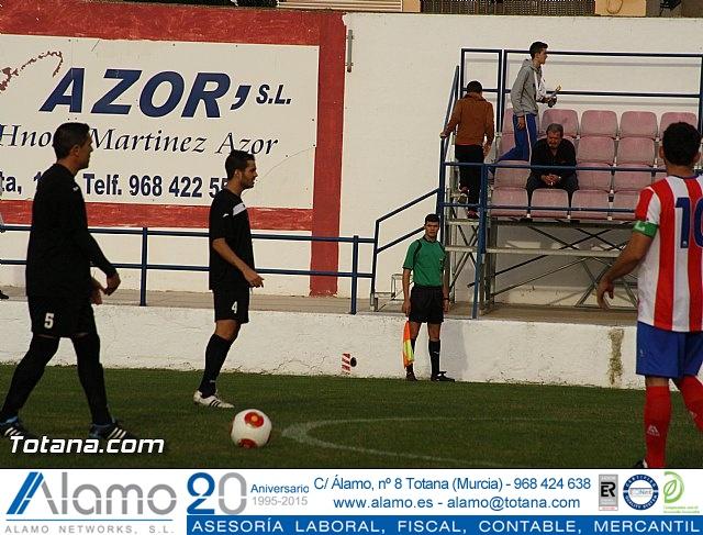 Club Olímpico de Totana Vs Muleño CF 2 - 2 - 40