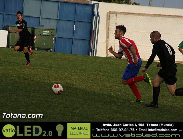 Club Olímpico de Totana Vs Muleño CF 2 - 2 - 41