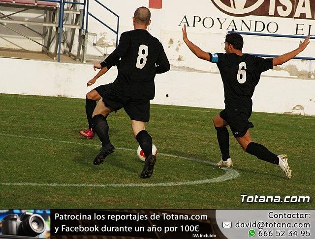 Club Olímpico de Totana Vs Muleño CF 2 - 2 - 42