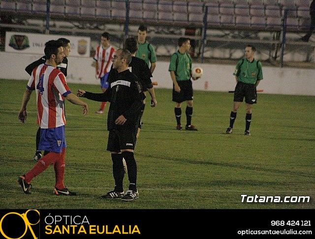 Club Olímpico de Totana Vs Muleño CF 2 - 2 - 212