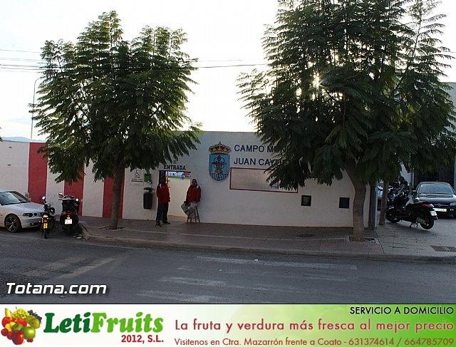 Olímpico de Totana Vs Montecasillas (1-0) - 1