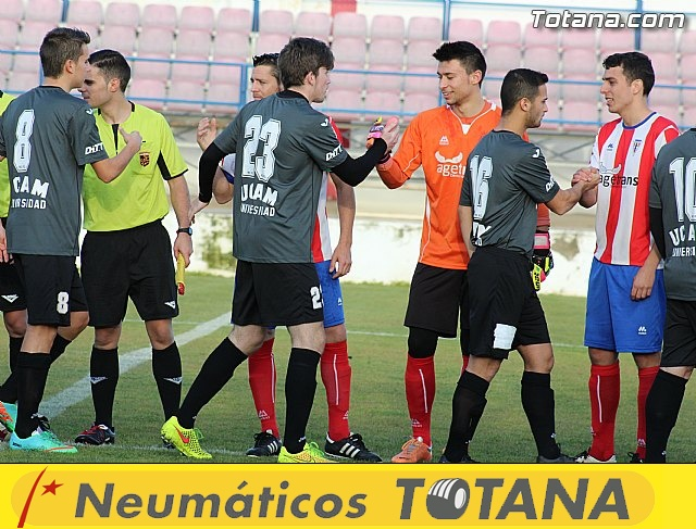 Olímpico de Totana Vs Montecasillas (1-0) - 11