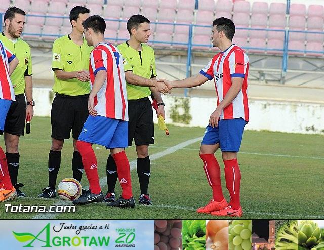 Olímpico de Totana Vs Montecasillas (1-0) - 12