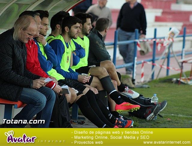 Olímpico de Totana Vs Montecasillas (1-0) - 15