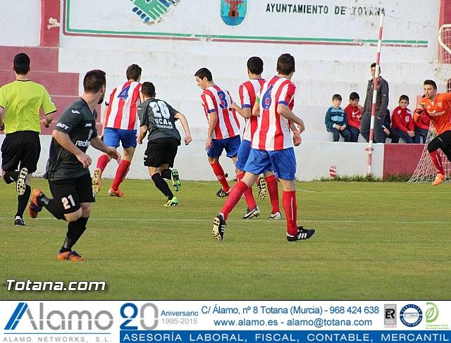 Olímpico de Totana Vs Montecasillas (1-0) - 21