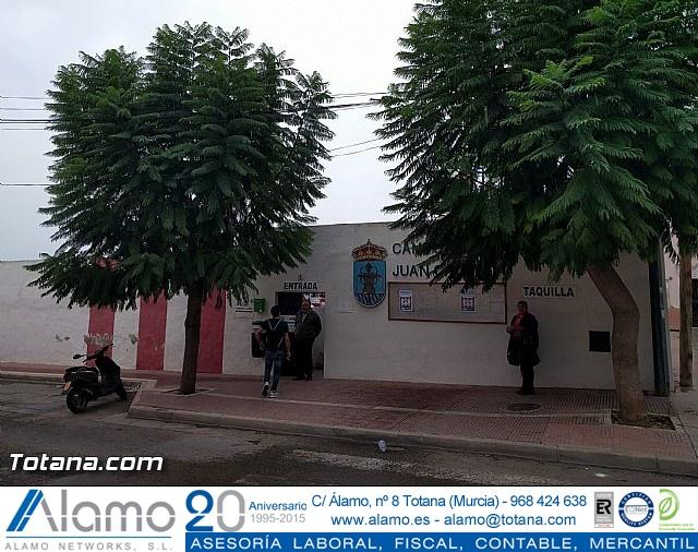 Olímpico de Totana - CAP Ciudad de Murcia (0-5) - 1