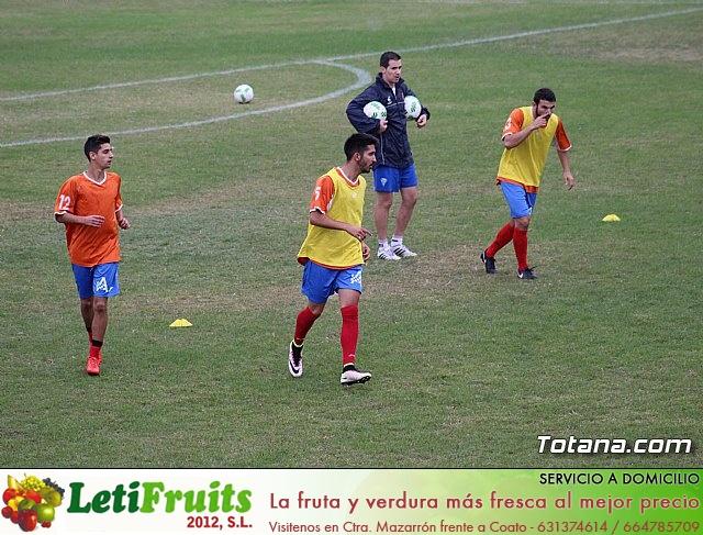 Olímpico de Totana - CAP Ciudad de Murcia (0-5) - 6