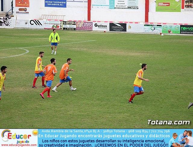 Olímpico de Totana - CAP Ciudad de Murcia (0-5) - 11