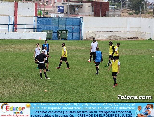 Olímpico de Totana - CAP Ciudad de Murcia (0-5) - 12