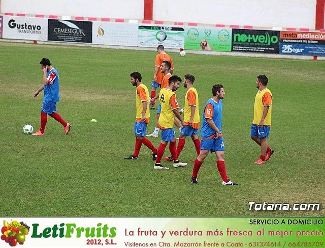 Olímpico de Totana - CAP Ciudad de Murcia (0-5) - 15